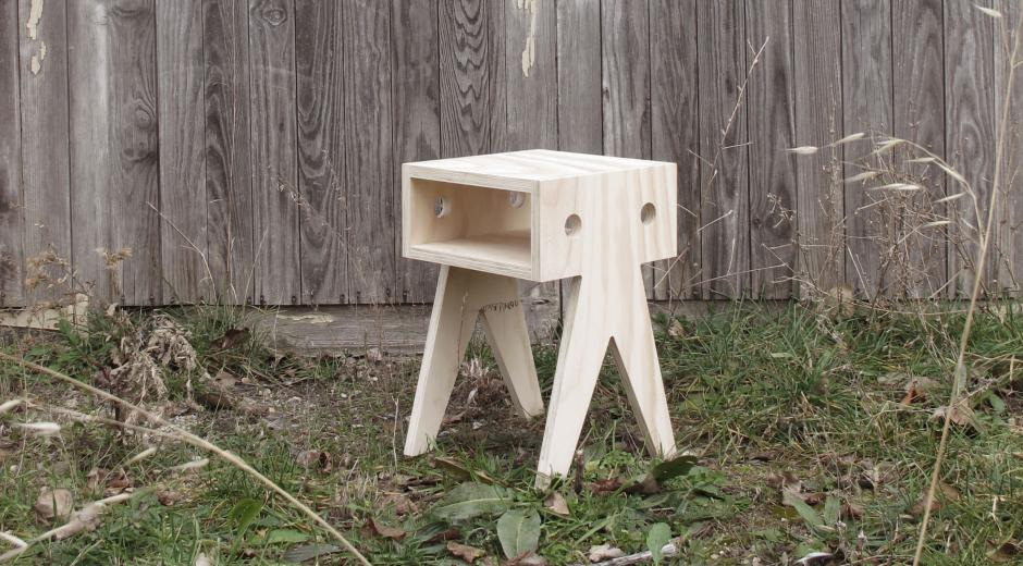 The Big Walrus Stool